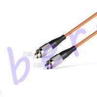 Патч Корд Оптоволоконный FC/UPC-FC/UPC MM OM1 62.5/125 Simplex 3.0мм 1 м