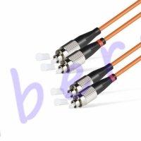 Патч Корд Оптоволоконный FC/UPC-FC/UPC MM OM1 62.5/125 Duplex 3.0мм