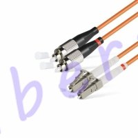 Патч Корд Оптоволоконный FC/UPC-LC/UPC MM OM1 62.5/125 Duplex 3.0мм