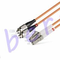 Патч Корд Оптоволоконный FC/UPC-LC/UPC MM OM2 50/125 Duplex 3.0мм