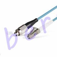 Патч Корд Оптоволоконный FC/UPC-LC/UPC MM OM3 50/125 Simplex 3.0мм 1 м