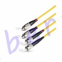 Патч Корд Оптоволоконный FC/UPC-ST/UPC SM 9/125 Duplex 3.0мм
