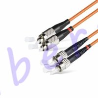 Патч Корд Оптоволоконный FC/UPC-ST/UPC MM OM1 62.5/125 Duplex 3.0мм
