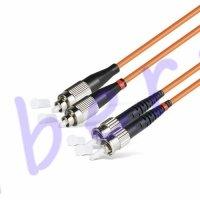Патч Корд Оптоволоконный FC/UPC-ST/UPC MM OM2 50/125 Duplex 3.0мм