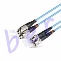 Патч Корд Оптоволоконный FC/UPC-ST/UPC MM OM3 50/125 Duplex 3.0мм