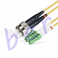 Патч Корд Оптоволоконный LC/APC-ST/UPC SM 9/125 Duplex 3.0мм