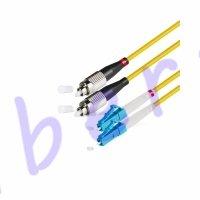 Патч Корд Оптоволоконный FC/UPC-LC/UPC SM 9/125 Duplex 2.0мм