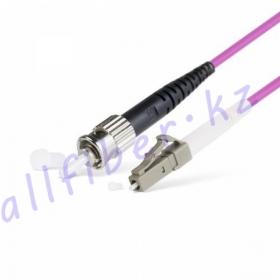 Патч Корд Оптоволоконный SC/UPC-ST/UPC MM OM4 50/125 Simplex 3.0мм